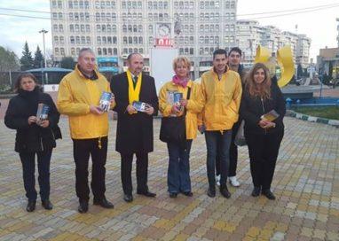 PNL Argeș își lansează candidații la Parlamentare
