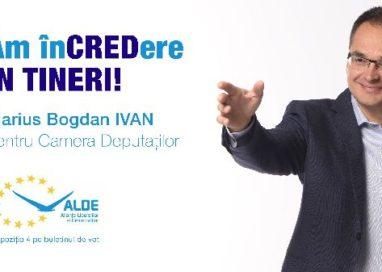 Bogdan Ivan în direct la Curier TV