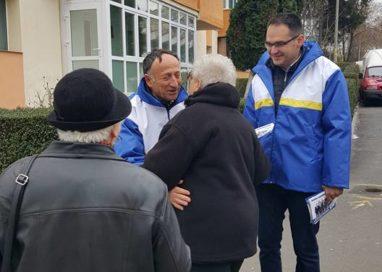Candidații ALDE își continuă campania în Trivale