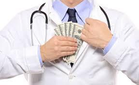 Corupția din spitale poate fi sesizată la numărul special 0800 806 806