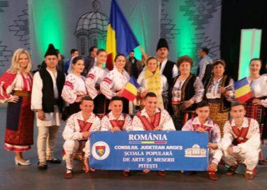 Delegaţie din Hârseşti, reuşită în Serbia