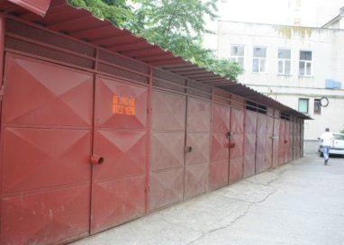 Garaje ilegale în Piteşti