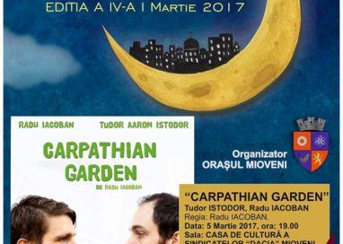 """Vineri, 3 martie, se deschide Festivalul Naţional de Teatru -""""Luna de Teatru la Mioveni"""""""