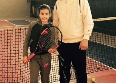 Mioveni:Flavia Ogrezeanu, la primul turneu internațional