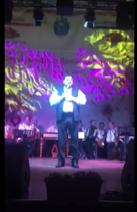 Părintele Marius Ciprian Pop a cântat pentru bascoveni