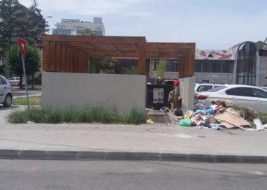 Platforme de gunoi la suprafaţă în Piteşti, când ele trebuie să fie îngropate
