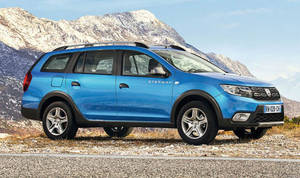 Dacia merge ca unsă în Germania!