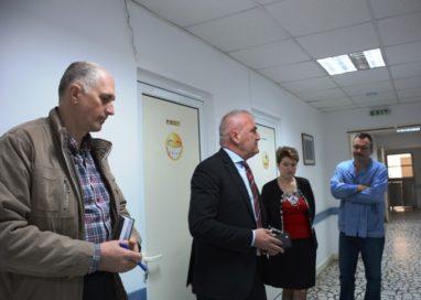 Președintele CJ Argeș a vizitat două unitati spitalicești din Pitești – Investiţii majore în infrastructura sanitară