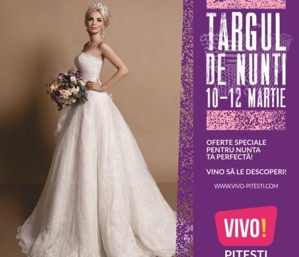 Târg de nunți la VIVO! Pitești