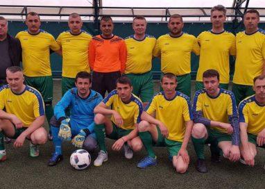 A doua victorie pentru echipa de fotbal a Primăriei