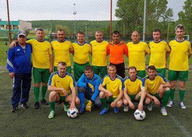 Echipa de fotbal a Primăriei Mioveni, din nou învingătoare