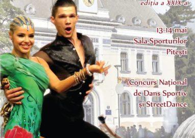 """""""Dansul Florilor"""" – În week-end la Sala Sporturilor"""