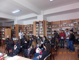 Poeta Cristina Onofre și-a lansat ultimul volum la Topoloveni