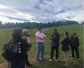 Europarlamentarul Laurențiu REBEGA susține fermierii argeșeni