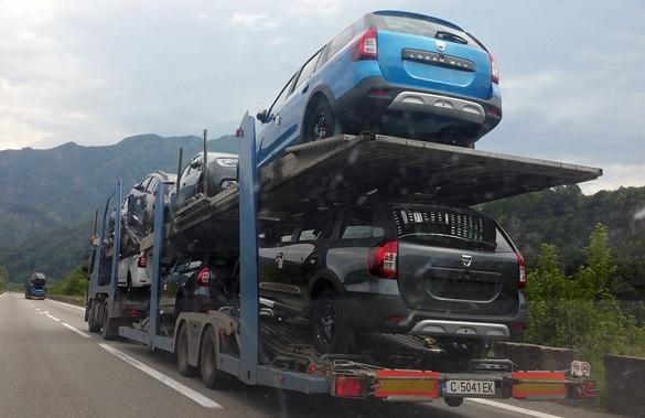 Înmatriculările de maşini noi au crescut. Dacia domină piaţa