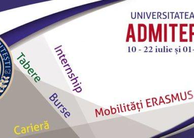 Universitatea din Pitești – Află specializările, condițiile de admitere și numărul de locuri!