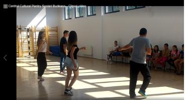 Clubul Sportiv STARFIX  – Cursuri de dans pentru copii