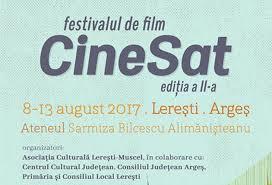 """Pentru iubitorii de film și nu numai, Festivalul de Film """"CineSat""""  revine și în acest an la Lerești"""
