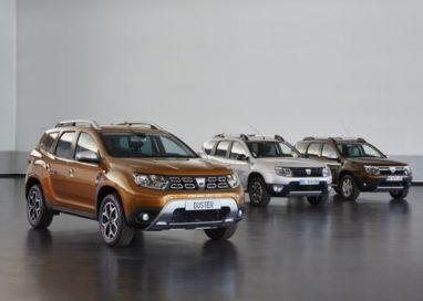 Dacia a deschis comenzile pentru noul Duster