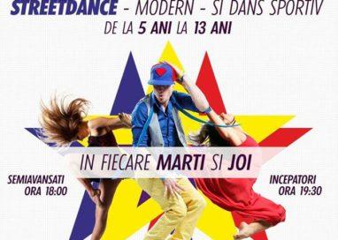 STARFIX reîncepe cursurile de dans la Casa de Cultură a Studenţilor din Piteşti