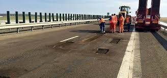 Atenție șoferi! Se lucrează pe Autostrada A1