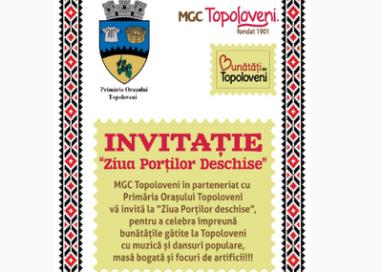 Ziua porților deschise – Bunatati de Topoloveni