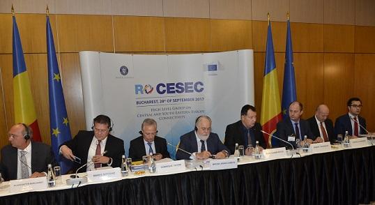Robert Tudorache a fost prezent la cea de-a IV-a Reuniune Ministerială la Nivel Înalt