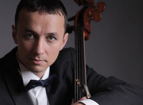 Violoncelistul Răzvan Suma, în deschiderea stagiunii a XI -a