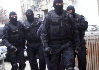 Descinderi cu mascații la țiganii implicați în bătaia de la Bascov – 19 persoane au fost reținute