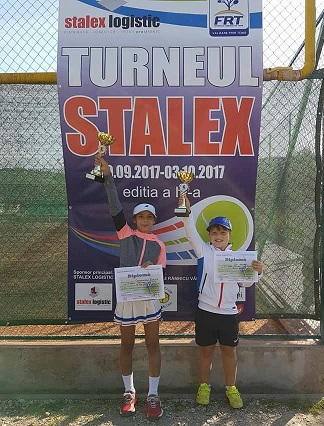 FELICITĂRI! Premii pentru secția de tenis a CS Dacia Mioveni 2012