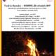 Mioveni:  Focul lui Sumedru în mai multe locații din oraș