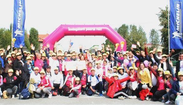 Angajaţii Groupe Renault România s-au mobilizat la linia de start a curselor Casiopeea