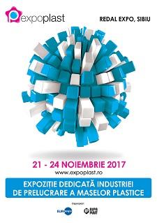 Industria de prelucrare a maselor plastice își dă întâlnire la SIBIU în cadrul EXPO PLAST