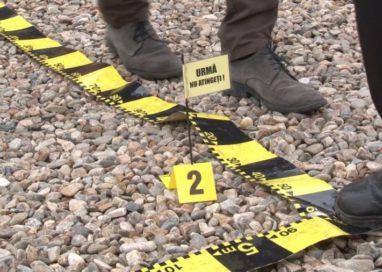Femeie găsită moartă pe malul unui pârâu din comuna Slobozia