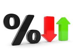 ROBOR la 3 luni a coborât sub 2%