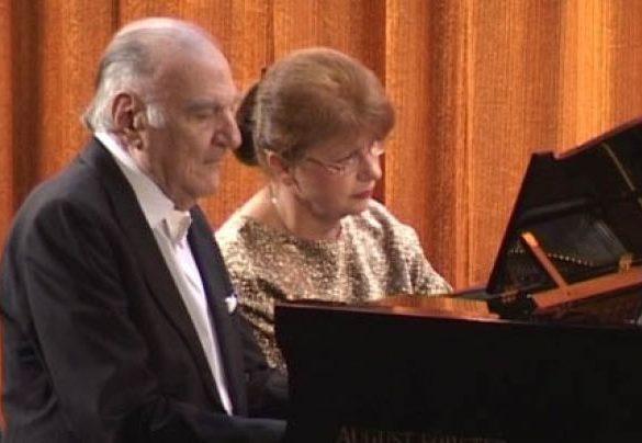 Recital extraordinar Valentin Gheorghiu la aproape 90 de ani