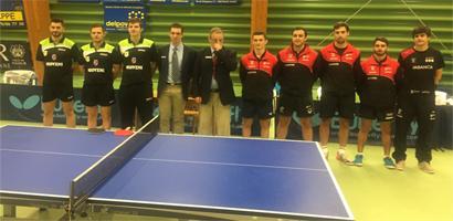 Tenis de masă:  CS Mioveni s-a calificat în turul II la Cupa ETTU