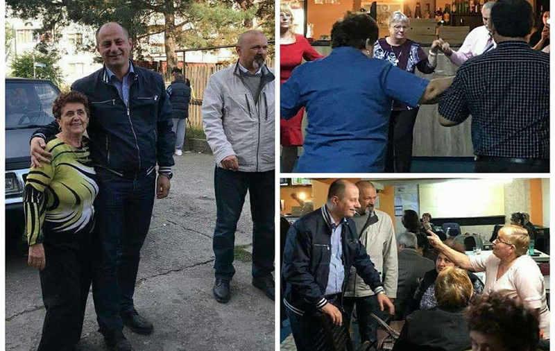 ALDE Argeș i-a sărbătorit pe pensionari