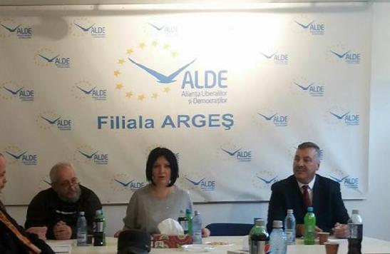 Organizația ALDE Ștefănești are un nou președinte