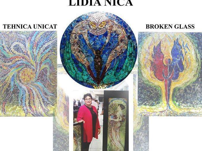 Vernisaj la Curtea de Argeş. Familia, Sens și Simbol în creația artistei Lidia Nica