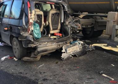 Accident GRAV pe DN7 Piteşti-Râmnicu Vâlcea!