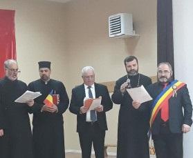 Ziua de 1 decembrie a fost marcată cum se cuvine și în comuna Rociu