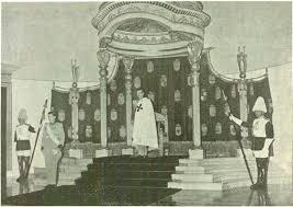 Bombă: tronul regal este la Goleşti, în Argeş