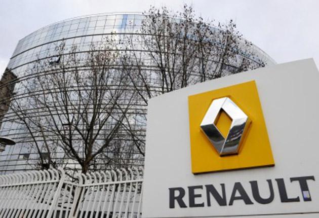 Groupe Renault – cifră de afaceri de 13,2 miliarde de euro pentru primul trimestru 2018  Citeste mai mult: adev.ro/p7ub5a