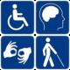 Ziua de 3 decembrie este ziua internațională a persoanelor cu dizabilități