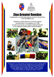 AFIS ZIUA ARMATEI ROMANE