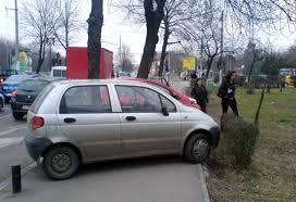 parcare interzisă